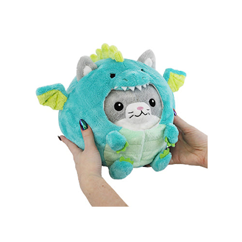 "Squishable Undercover Kitty in Dragon 7"" Plush"