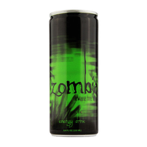 Zombie Awake The Dead Energy Drink Shadow Anime