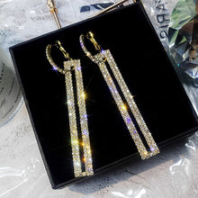 Load image into Gallery viewer, Luxury Crystal Earrings
