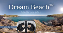 Dream Beach 360 - Atmosphaere