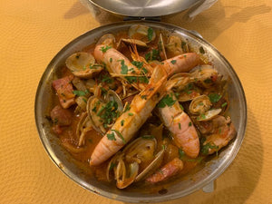 Cataplana Algarvia 2 PAX