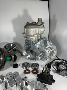 Case Reed stroker AM6 Hyper Race Motor