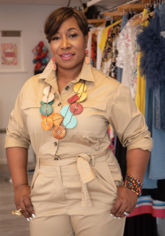 Keisha Glover, Owner of PSL Boutique