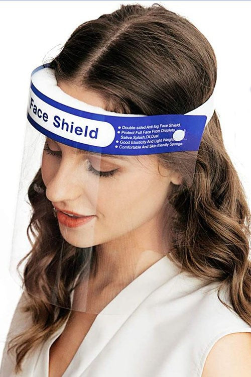 Elastic Band Safety Shield