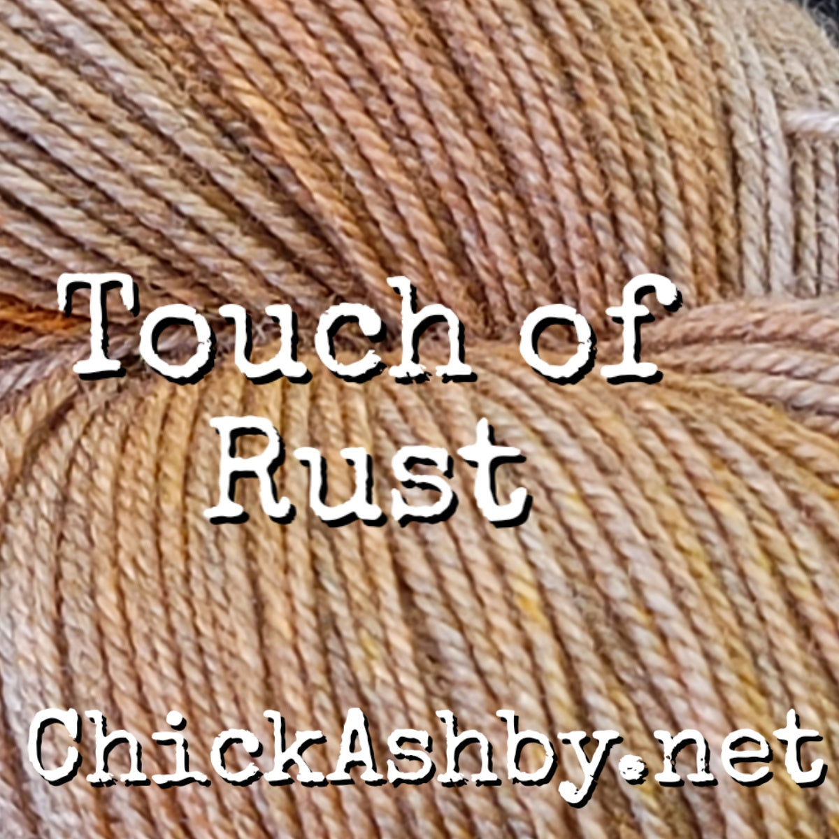 Touch of Rust