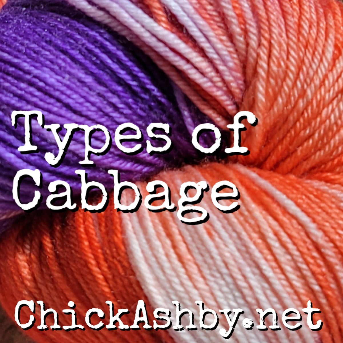 Types of Cabbage