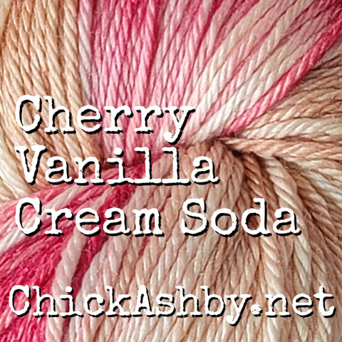 Cherry Vanilla Cream Soda