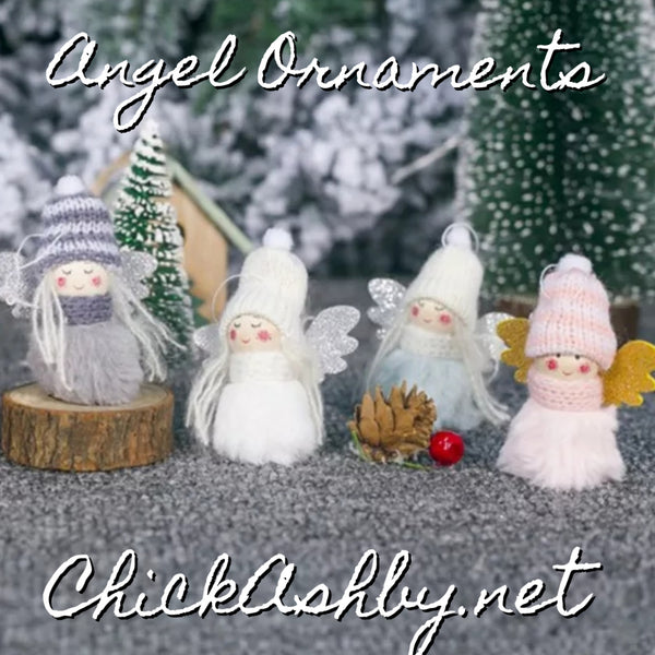 Angel Ornaments