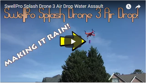 Enjoying SwellPro Splash Drone 3