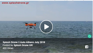 All New Improved Splash Drone 3