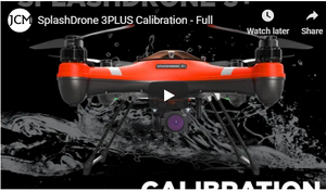 SplashDrone 3PLUS Calibration - Full
