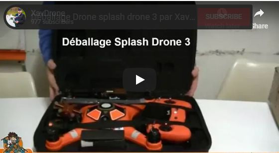 Splash Drone 3 Plus Review