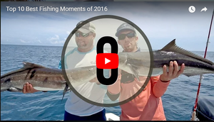 Best Fishing Moments of 2016 Caught on Camera