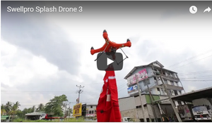 SPLASH DRONE 3 is Your Solution