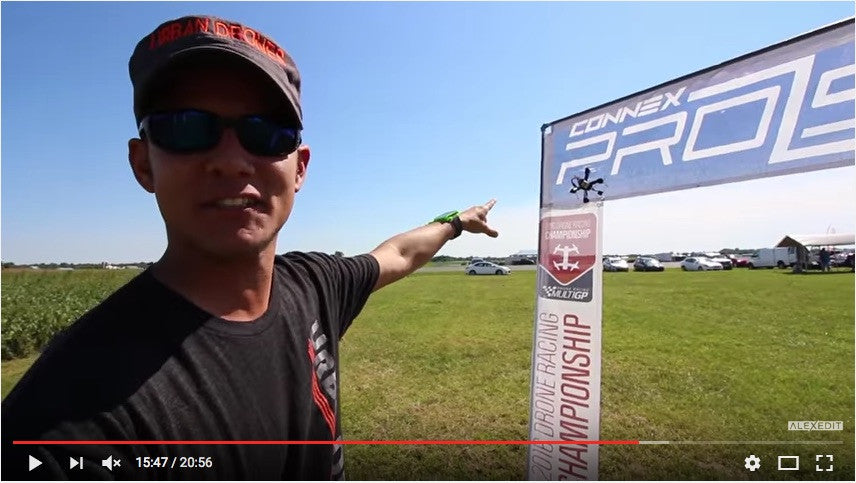 Why does MultiGP Run Great Events? hint hint...experience