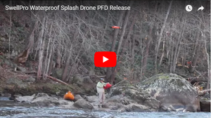 Swellpro Splash Drone 3 for PFD Release