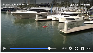 The Pattaya Boat Show with Swellpro Splash Drone 3
