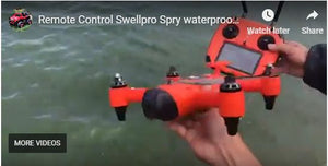 Spry Drone's Remote Controller