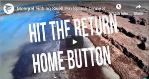Return To Home Button for Splash Drone 3 Plus