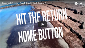 Splash Drone 3's Return To Home (RTH) Button