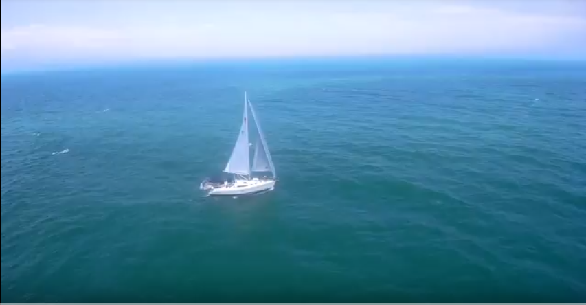 Splash Drone 3 for Sailing