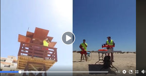Splash Drone 3 - The Lifeguard Drone