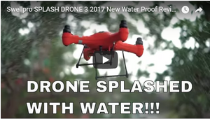 Beyond Review with Splash Drone 3
