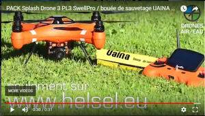 How Splash Drone 3 Can Possibly Save Lives?