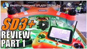 Splash Drone 3 + Review