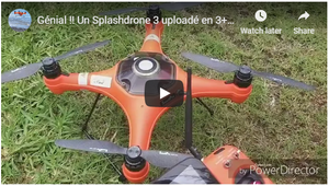 Awesome Splash Drone 3