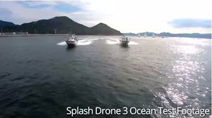 The 4K Camera Test from the Splash Drone 3