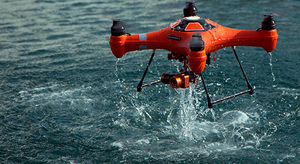 Swellpro Splash Drone 3 for Shark Catch and Release Season