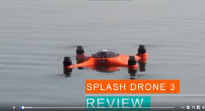 The Splash Drone 3 Demo