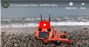 Spry Drone to Help Your Day