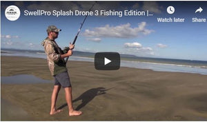 Fishing Drone Risks