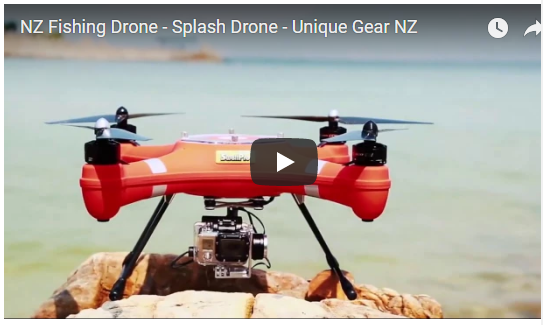 Splash Drone 3 Stands Above the Rest