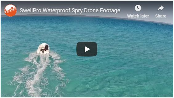 Spry Drone- A huge success in Kickstarter