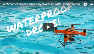 Splash Drone 3 For Drone Fishing