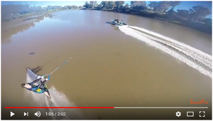 Splash Drone 3-The Best Drone For Water Skiing