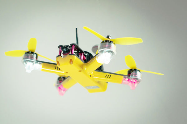night hawk Pro 200 mini quad drone