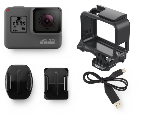 gopro 5 black what's in the box