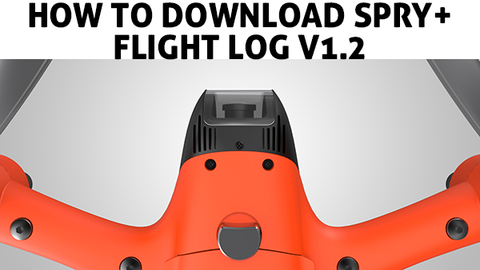 swellpro spry flight log download