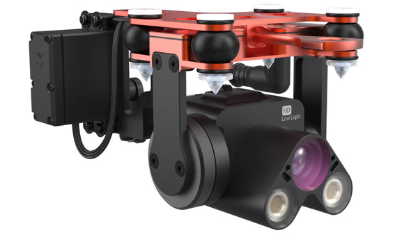 Swellpro PL4 Night Camera for drone fishing