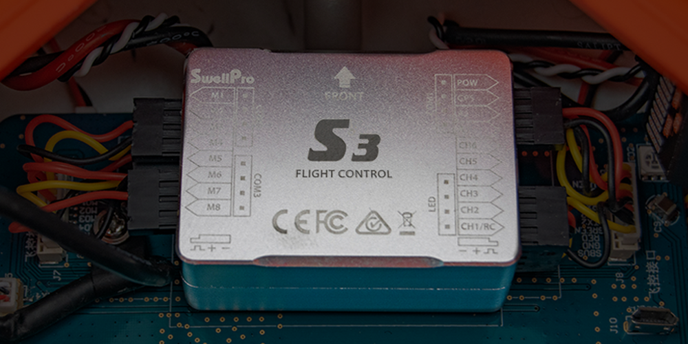 Swellpro Splash Drone 3 plus S3 Flight Controller
