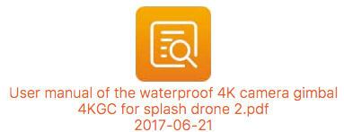 4k camera swellpro splash drone