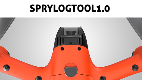 swellpro spry log tool
