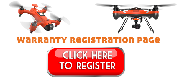 SwellPro Splash Drone Warranty Registration