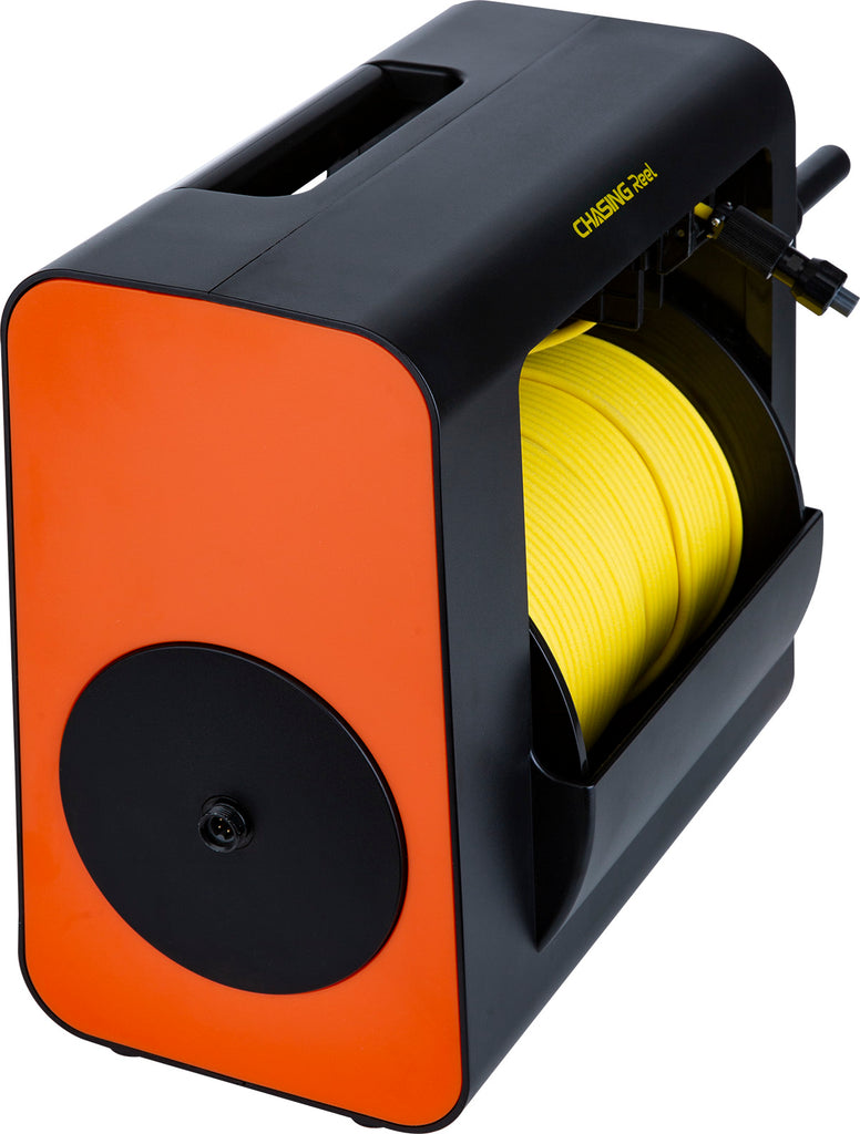 hand reel for chasing m2 underwater drone