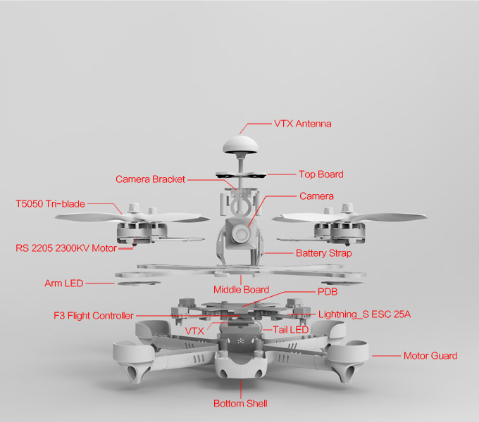 emax night hawk parts list