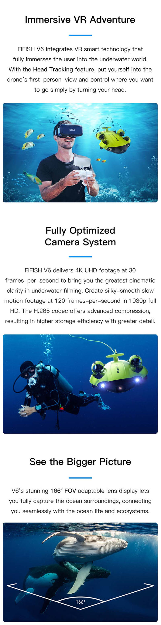 fifish underwater drone instructions